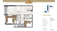bán 2 căn pegasuite 2pn 68m2 23tỷ và 3pn 95m2 33tỷ lầu đẹp view tốt full nội thất 0931409080