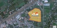 chính chủ cần sang nhượng lô đất nền nằm ngay trung tâm hc huyện dt 100m2 tl