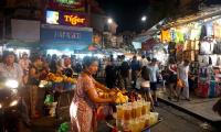 tìm đối tác lớn làm con đường ẩm thực chợ đêm đức hòa