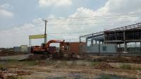 cho thuê kho xưởng nằm trong kcn gần ql1a gần cảng