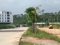 bán ô đất tại đảo ngọc tuần châu 108m2 giá 29trm2 đường 18m lh 0985490188