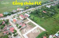 bán đất lô góc đường trung nghĩa dương kinh hải phòng ngay sát dự án flc