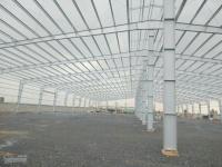 10000m2 kho xưởng kho bãi văn phòng nằm trong kcn