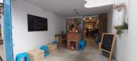 cho thuê lại lầu 2 ngay trung tâm có thể làm phòng dorm cho thuê hoặc văn phòng giá 10trtháng