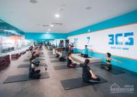 Cần thuê mặt bằng thương mại kinh doanh phòng tập thể dục - yoga - thể hình (gym), diện tích 1000m2