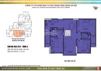chính chủ cần bán gấp căn hộ 119m2 chung cư e4 yên hòa giá 37trm2