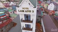 bán khách sạn đường bùi thi xuân ngay bồ hồ xuân hương thành phố đà lạt