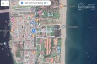 đất mặt tiền biển hội an xây hotel đối diện resort và các khu du lịch lh 0943395353