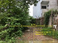 bán gấp đất tại thôn cái tắt xã an đồng huyện an dương hải phòng 125 trm2