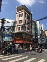 bán tòa nhà đường lê hồng phong an dương vương diện tích 74x125m nhà trệt 5 lầu
