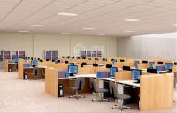 cho thuê văn phòng tòa nhà md complex nguyễn cơ thạch dt 100 200 300 500m2