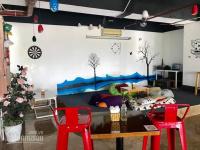 cc bán kiot 216m2 góc đẹp 2 mặt tiền đang kd quán cafe tại thăng long victory lh 0972475694