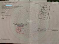 định cư nước ngoài cần bán gấp lô đất mặt tiền nguyễn văn hưởng lh 0902638743