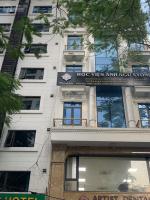 cho thuê văn phòng tại đường lê văn thiêm tòa nhà 9 tầng mới xây cực đẹp dt 140m2 sàn
