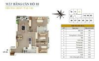 0946543583 bán căn góc 100m2 3pn nội thất cơ bản giá 185 tỷ tại cc flc star tower quang trung
