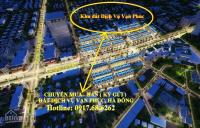 mua bán ký gửi đất dịch vụ vạn phúc hà đông 50m2100m2 sổ đỏ đất tự xây tiện kinh doanh
