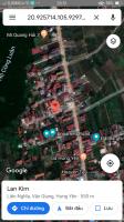 bán đất dt 58m2 giá 500tr bao phí ô tô vào tận cổng vị trí đất giao nhau liên nghĩa thị trấn