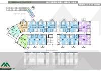 bán căn 2 pn 2wc dt62m2 giá 12 tỷ bao phí đủ đồ cc xuân mai complex 0911406588