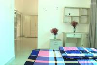 cho thuê căn hộ dịch vụ đầy đủ nội thất kế vincom nam long quận 7