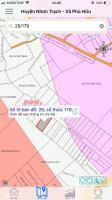cần tiền bán đất nằm ngay mt phan văn đáng nhơn trạch gần chợ phú hữu tiện kd 300m2 chỉ 13 tỷ shr