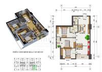 bán căn hộ 109m2 3pn cửa đông bắc tòa ct4 văn khê giá 15 tỷ lh 0946543583