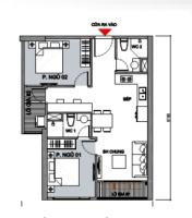 duy nhất căn 2 phòng ngủ 2 wc view trực diện biển hồ vinhomes ocean park lh pkd 0966 834 865
