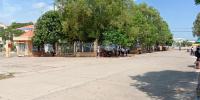 bán đất mặt tiền 300m2 giá 1tỷ080 khu công nghiệp dệt may kingtex ngã 4 tân vạn cạnh chợ phát bd