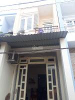 bán nhà tân hòa đông quận 6 chính chủ vào ở liền sát mặt tiền gần chợ bà hom