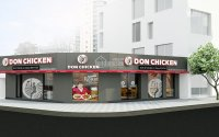 Don Chicken - Nhà hàng gà nướng Hàn Quốc cần thuê mặt bằng