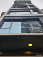 bán nhà mặt ngõ phố nguyễn khánh toàn cầu giấy hà nội 50m2 xây 5 tầng ô góc 2 mặt thoáng