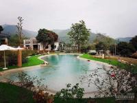 siêu bt 2t bể bơi riêng full nội thất onsen villas resort hòa bình giá đầu tư lh 0961687770