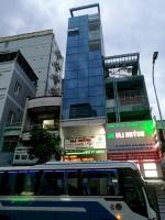 cho thuê tòa nhà mặt tiền điện biên phủ 7 tầng 45x20m 90 triệuth lh 0937820299 quang hải