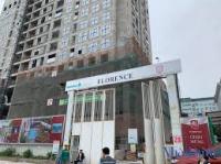 cho thuê sàn thương mại tầng 1 vị trí góc 2 mặt tiền đẹp nhất dự án florence mỹ đình