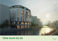 bán nhà mặt tiền đường kênh tân hóa mới xây 1 trệt 1 lửng 4 lầu giá 69 tỷ lh 0909802388