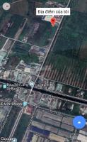 đất mt đường lớn ở tp hcm chỉ gần 4trm2 đất 3 mt đường trần đại nghĩa xã lê minh xuân bc