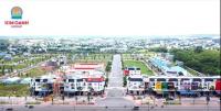 chính chủ bán lô góc d54 dự án golden center city đã có sổ đỏ trung tâm tx bến cát cách ql13 50m