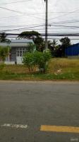 đất thị trấn đức hòa mặt tiền đường
