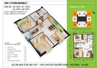 bán nhà ở xã hội 19t4 kiến hưng hà đông giá rẻ chỉ từ 900 triệu vnđ h trợ vay ngân hàng 70 gtch
