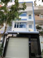 cần bán gấp nhà sổ hồng 1 trệt 2 lầu sân thượng dt 95m2 ấp 5 xã phong phú khu dân cư giao hòa