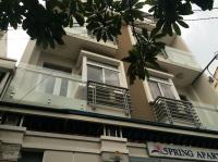 bán tòa nhà 12 căn hộ dịch vụ đường 3 tháng 2 q10 gần vạn hạnh mall kết cấu 5 lầu