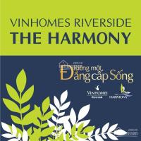 báo giá thông tin 6 căn biệt thự đơn lập vinhomes the harmony cần bán vị trí đẹp giao dịch nhanh