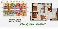 bán gấp căn hộ 63m2 2pn cc sơn kỳ 1 lầu thấp sổ hồng lâu dài
