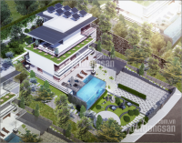 bán ô đất biệt thự green pine villas đồi monaco hạ long view biển