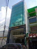 bán tòa nhà góc 2 mặt tiền khu vip đường hoàng văn thụ 8x31m 9 tầng thang máy hồ bơi giá 66 tỷ