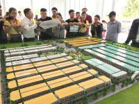 cần bán lô đất nền dự án gần trung tâm hành chính kcn becamex giá tầm 625 triệu