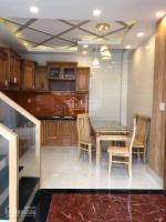 bán nhà mới hẻm 8m đường dương quảng hàm p 5 gò vấp dt 5x10m trệt lửng 2 lầu st