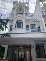 biệt thự phố hxh 8m huỳnh tấn phát dt 6mx14m 2 lầu 4pn phòng thờ sân thượng giá 525tỷ