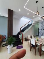 bán nhà khu vực phú mỹ thủ dầu một hướng tây nam full nội thất nhà mới xây thiết kế đẹp