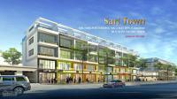 cho thuê gấp shophouse sari town rẻ nhất sala 170 m2 giá thuê 40trth lh 0948123911