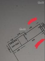 chính chủ bán nhà hẻm xe hơi 2211 tân hóa 32m2 cn